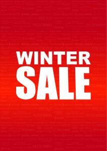 winter sale title